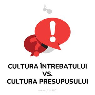 [DICȚIONAR] Guess culture vs ask culture
