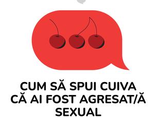 [INSTRUCȚIUNI] Cum să împărtășești experința de viol?