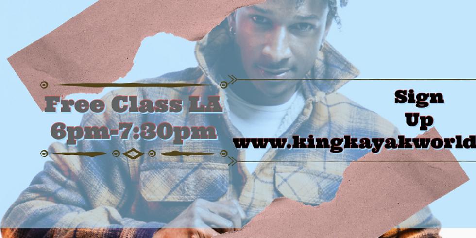 Free Dancehall Class LA