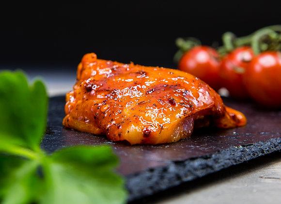 BBQ kipkoteletje 130-150g (2 dagen op voorhand bestellen) per 4
