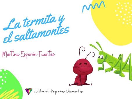 La termita y el saltamontes