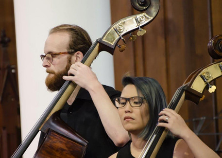 Sephen and Melody on bass 2018.jpg