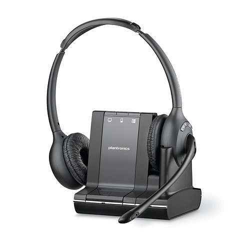 Plantronics Savi W720 3 in 1 Over-the-Head Binaural