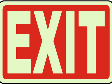 Planning My Exit