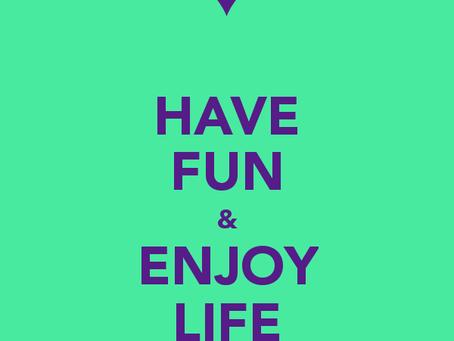 Fun is Antiaging