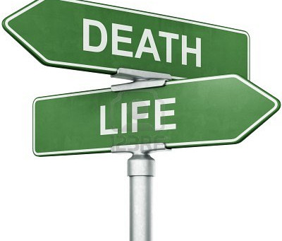 Death then Life