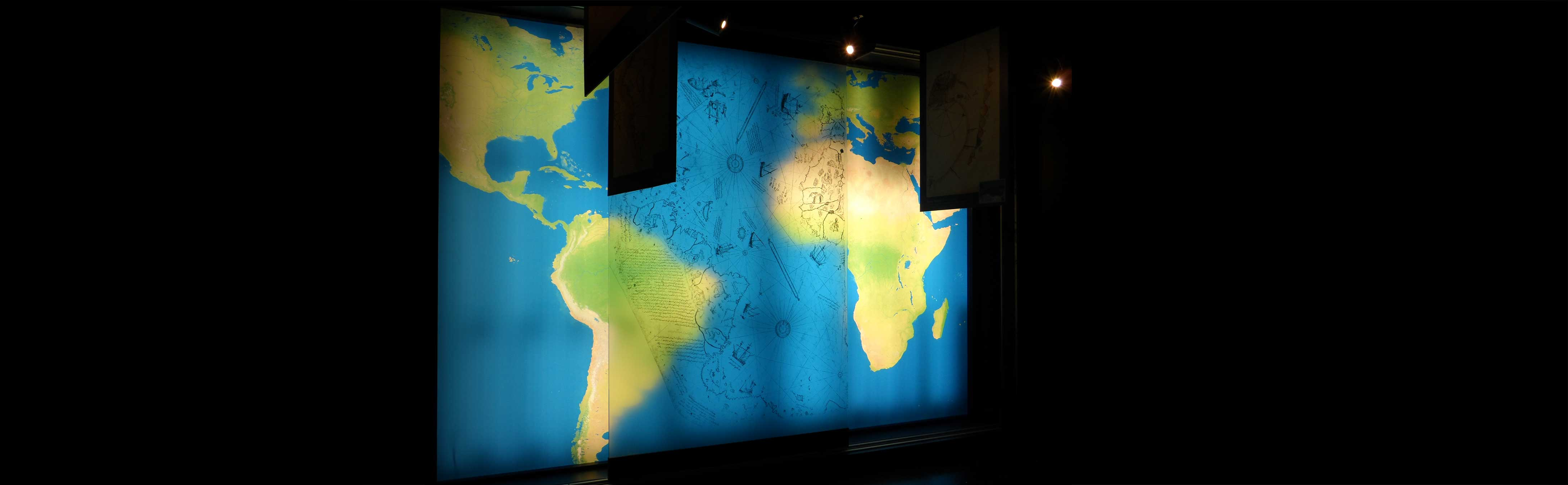 Piri Reis and His Maps Exhibition