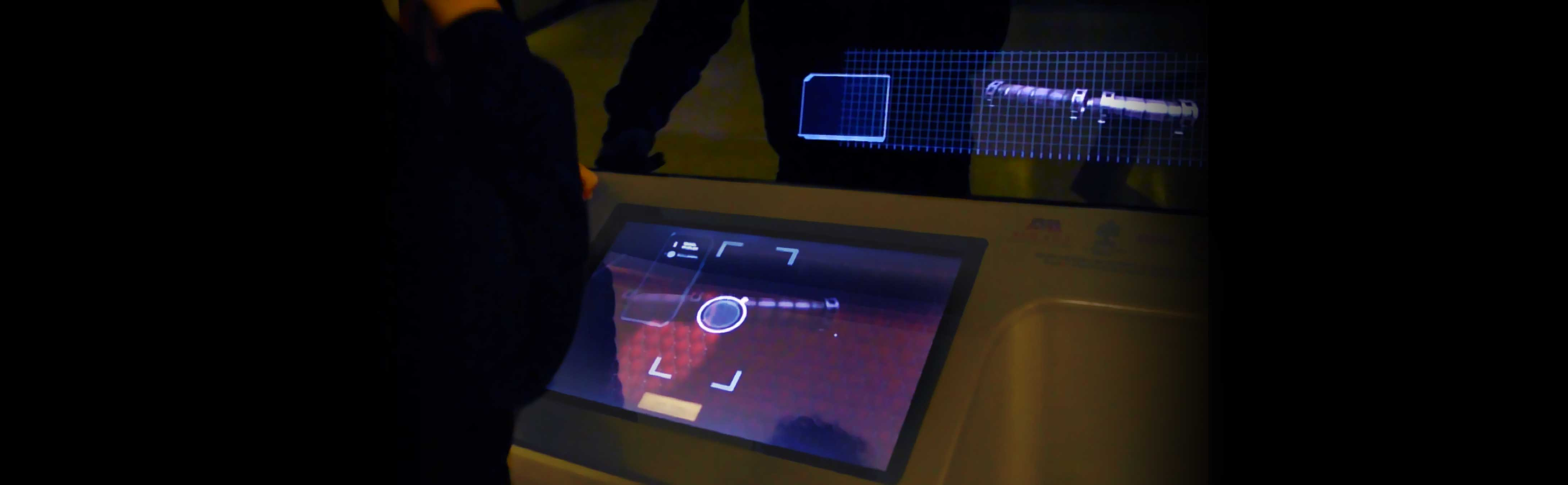 Museum Hologram Technology
