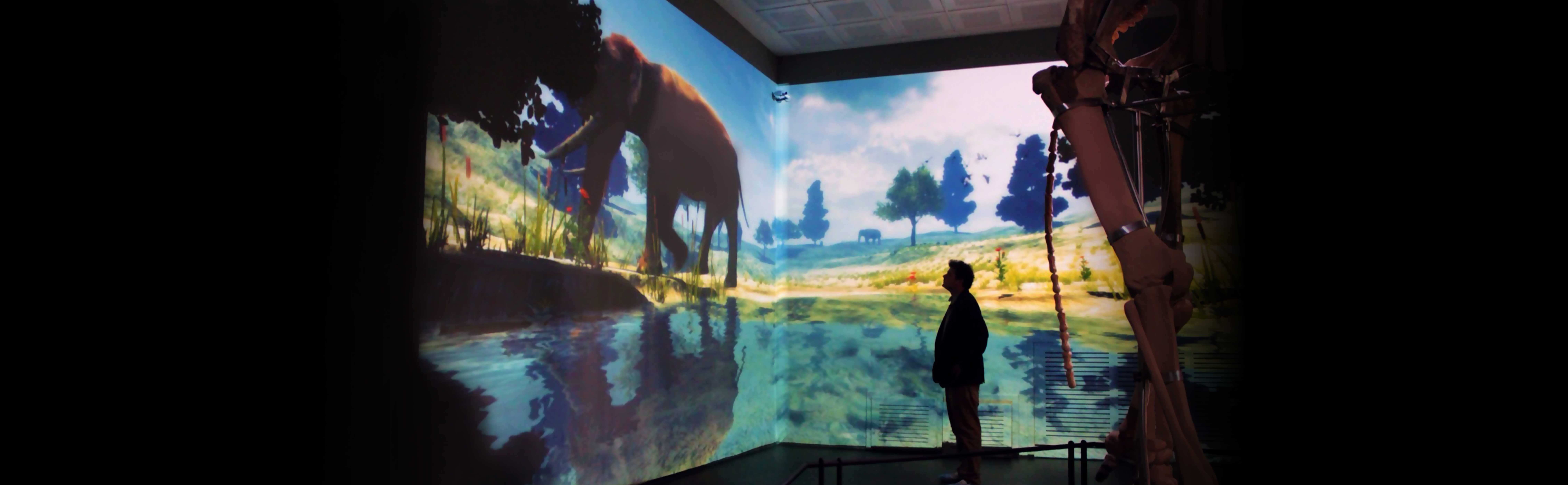 Virtual Simulation Maras Elephant