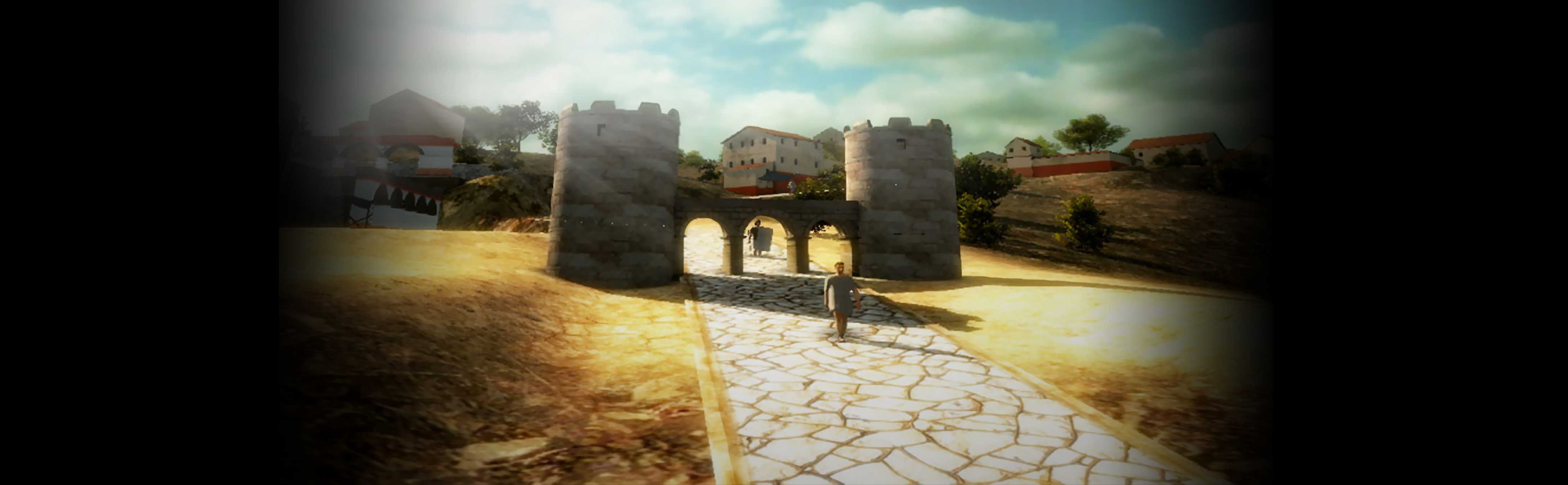 Ancient City Virtual Tour