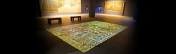 Mosaic Pool Projection Etkivizyon