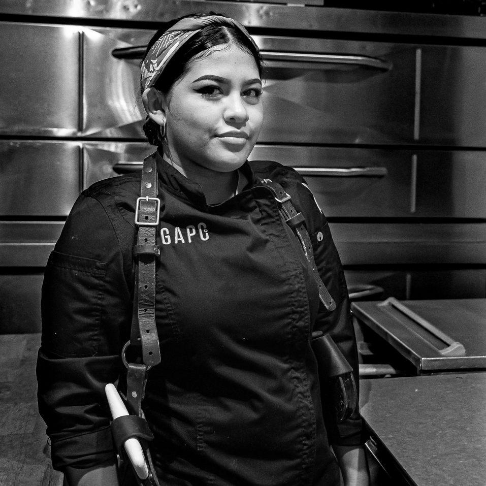 Pizza Slayer: La Chingona