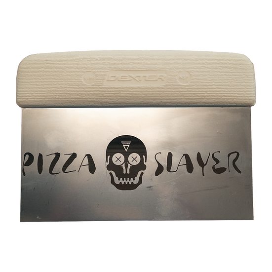 Pizza Slayer Dough Scraper