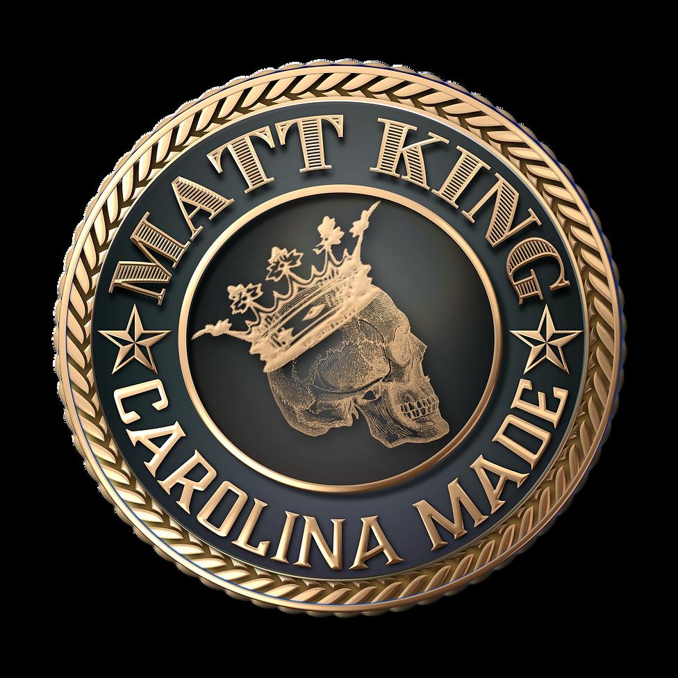 Matt King Skully Logo