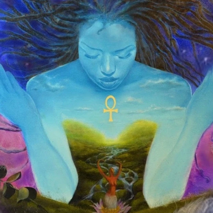 Sacred Woman by Queen Afua