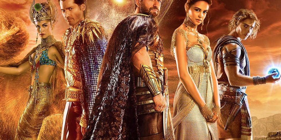 Gods of Egypt Movie Marathon