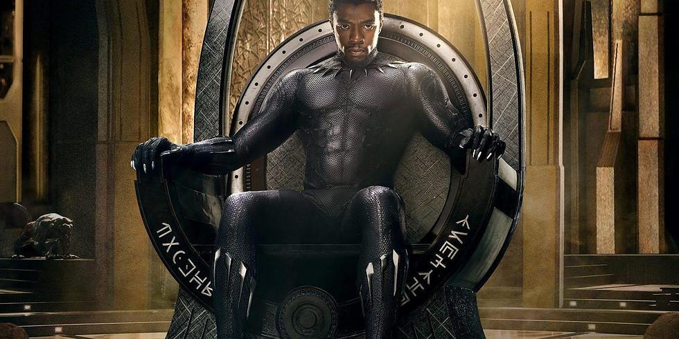Black Panther Movie Marathon