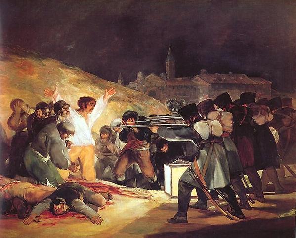 El-Tres-de-Mayo-de-1808-en-Madrid-franci