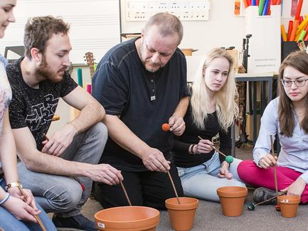 Náměty pro výuku hudební výchovy