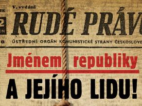 Tip odjinud: Virtuální výstava Jménem republiky a jejího lidu!