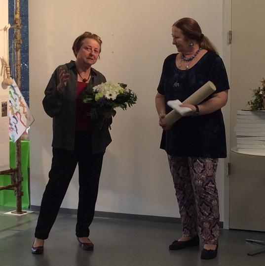 Ocenění pedagožky Jitky Tláskalové cenou ministerstva kultury