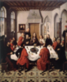 Dieric_Bouts_-_The_Last_Supper_-_WGA0300