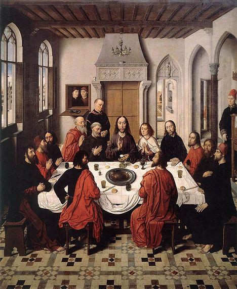 Dieric_Bouts_-_The_Last_Supper_-_WGA0300