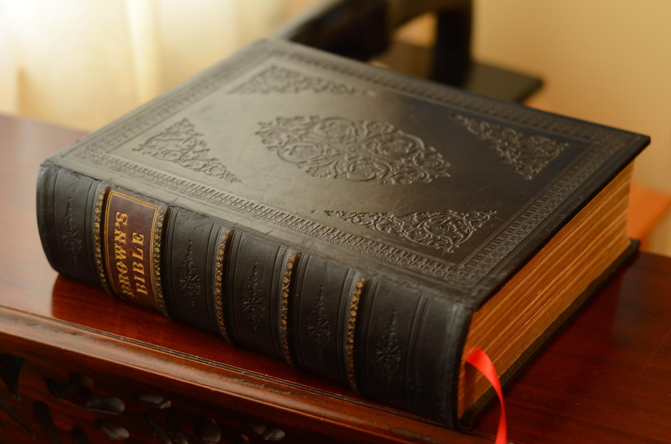 Restoration of Antique Books