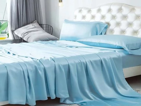 Silk Bedding, the Healthier Back to Basics Alternative