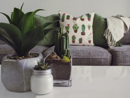 Arrange Home Accessories in 3 Steps