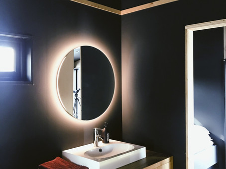 Lighting applications for your bathroom