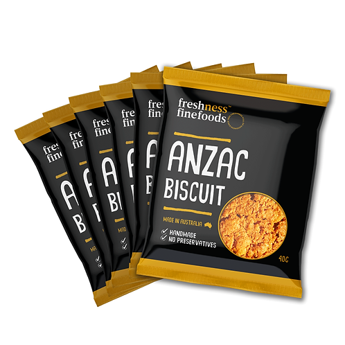 Anzac Biscuit X 6