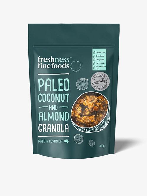 Paleo Coconut and Almond Granola 300g
