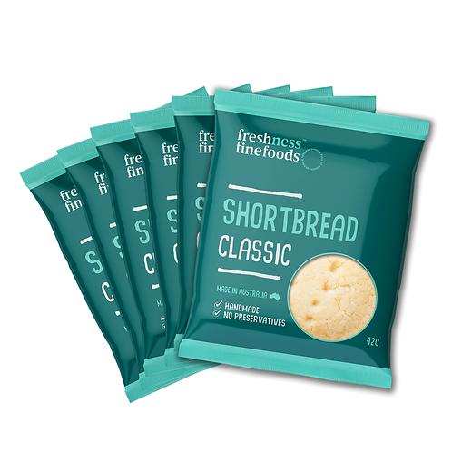 Shortbread Classic Cookie X 6