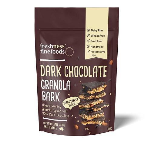 Dark Chocolate Granola Bark 100g