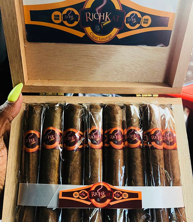 RichKat Original; Robusto #richkatmobile