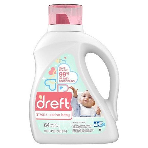 Dreft liquid Active Baby