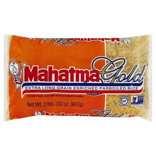 Mahatma Gold Parboiled Rice 2LB