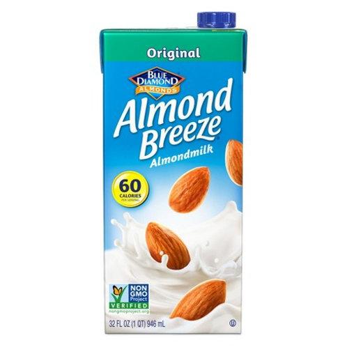 Almond Breeze Original 32 oz