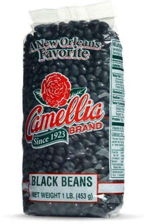 Camellia Black Beans 1lb