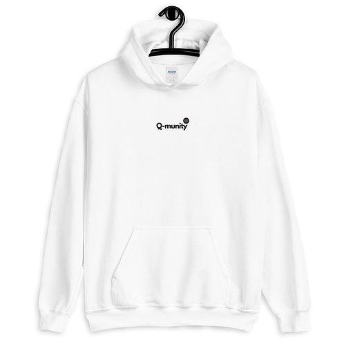 Q-munity Unisex Hoodie