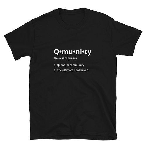 Unisex Definition T-Shirt