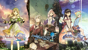 Game Review #485: Atelier Dusk Trilogy Deluxe Pack (Nintendo Switch)