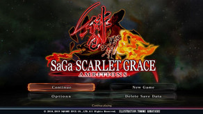 Game Review #456: SaGa Scarlet Grace: Ambitions (Nintendo Switch)