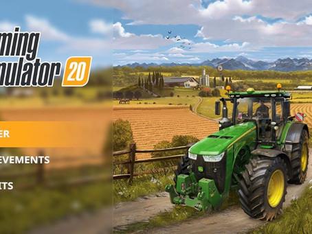 Game Review #499: Farming Simulator 20 (Nintendo Switch)