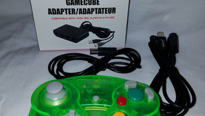 Product Review #019: EvoRetro GameCube Adapter Bundle (Nintendo Switch/Wii U/PC)