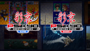 Game Review #479: Psikyo Shooting Stars Alpha and Bravo (Nintendo Switch)