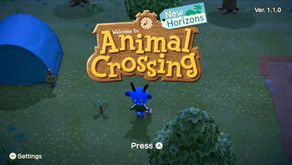 First Impressions: Animal Crossing: New Horizons (Nintendo Switch)