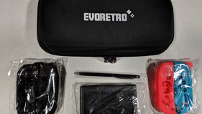 Product Review #011: EVORETRO Switch Case