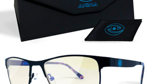 Product Review #022: Anima Gaming and Blue Light Blocking Glasses